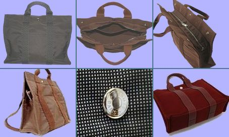 エルメス エールラインのバッグ一覧